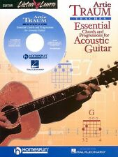 Essential Chords and Progressions for Acoustic Guitar - Guitar Educati 000695259