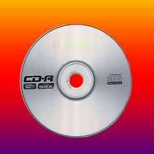 5 Maxell CD-R Discs Recordable 700 MB 80Min (52x) CDR In Sleeves