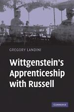 Wittgenstein's Apprenticeship with Russell by Gregory Landini (2009, Paperback)