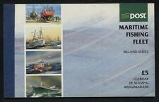 Ireland - 1991 - HB38 - £5  Booklet - Maritime Fishing Fleet
