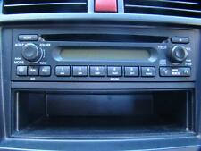 MITSUBISHI COLT RADIO/ CD FACTORY PLAYER, RG, 08/04-06/10