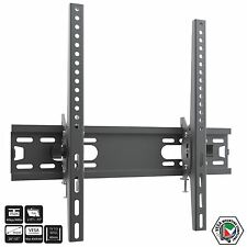 "Slim Tilt TV Wall Bracket Vesa Mount for Plasma LED LCD 3D Television 26"" - 55"""