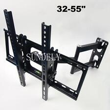CORNER PLASMA LCD LED LG 3D TV WALL BRACKET MOUNT TILT SWIVEL 32 40 42 46 50 55""