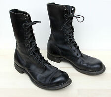 Vintage PANCO Vietnam War Military Boots Mens Size 12 Dated 1960 BF Goodrich BFG