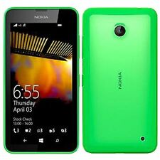 BRANDNEU MICROSOFT NOKIA LUMIA 635 WINDOWS 8GB 4G LTE HANDY GRÜN ENTSPERRT