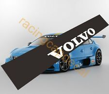 Volvo Sun Strip Visor Windshield banner Decal Sticker C30 V60 V40 V50 S60 T4 T5