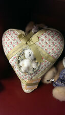 Boyds Bears Home is Where your Mom is Pillow  #811066 NWT!Great Home decor!!
