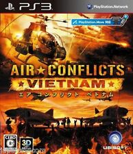Used PS3 Air conflict Vietnam SONY PLAYSTATION 3 JAPAN JAPANESE IMPORT