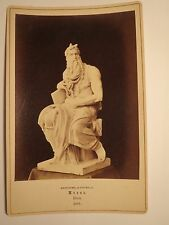 Michelangelo - Moses - Rom - Statue / KAB