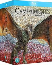 Game of Thrones The Complete Seasons 1-6 (Blu-ray Disc, 2016) *NEW Sealed*