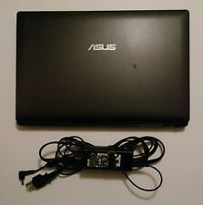 ASUS K53U-RBR7 1.60GHz AMD E-350 320GB HDD 6GB RAM Windows 10 Netbook Laptop