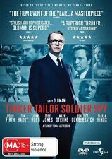 TINKER TAILOR SOLDIER SPY Gary Oldman DVD R4- NEW