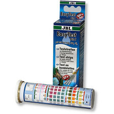 JBL EasyTest 6in1 50 Easy Test Strips Water Test Kit pH GH KH Nitrite Nitrate