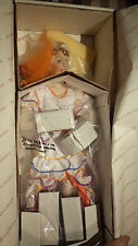 "I Love Lucy Hamilton Collection Lucy Carmen Miranda Porcelain 17"" Doll NIB COA"