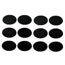 Chic Oval Shape Home School Wall Chalkboard Blackboard Label Stickers DIY Decal