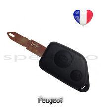 plip coque clé Peugeot 106 206 306 405 boxer partner 2 boutons