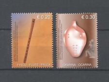 KOSOVO 2004 SC# 20-21 MUSICAL INSTRUMENTS MNH VERY FINE
