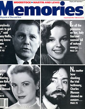 Memories The Magazine of Then and Now Aug./Sept. 1989 Jimmy Hoffa EX 012016jhe