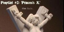 Monolith Models Pony Girl #2 Princess X On Cross