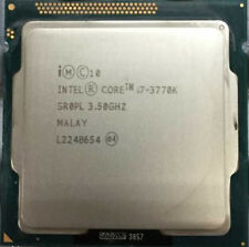 INTEL Core i7-3770K CPU SROPL 4-Core 3.5GHz Processor LGA 1155/Socket H2 Tested
