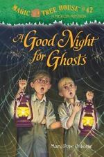 Magic Tree House #42: A Good Night for Ghosts (A Stepping Stone Book)