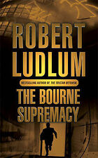 Ludlum, Robert The Bourne Supremacy (Bourne Trilogy, Book 2) Very Good Book