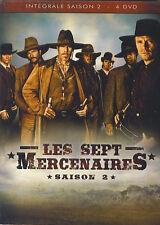 The Magnificient Seven season 2 / Les Sept Mercenaires saison 2 (4 DVD)