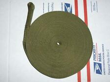 U.S MILITARY 1 INCH  58 Foot Heavy Duty Strapping