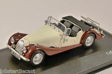 1974 MORGAN 4/4 in Beige / Red 1/43 scale model by Whitebox