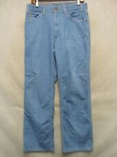 A8195 Levi's Baby Blue High Grade Jeans Men 32x27