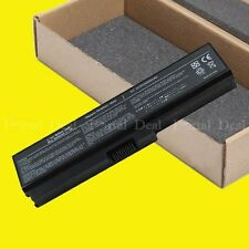 Battery for TOSHIBA Satellite Pro 3000 C650 C650D C660 C660D L510 L600 PS300C