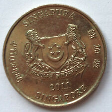 Singapore 2nd Series 20 cents coin 2011