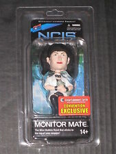 NCIS SDCC 2013 ABBY SCIUTO MONITOR MATE BOBBLE FIGURE PAULEY PERRETTE NEW HOT