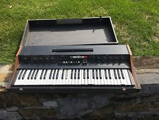 Crumar T1 Vintage Organ drawbars keyboard For Parts/repair
