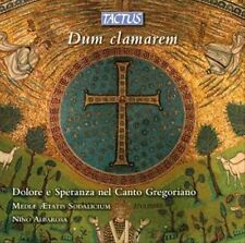 Sorrow and Hope in Gregorian Chant, New Music