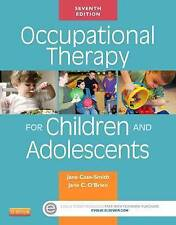 Occupational Therapy For Children And Adolescents Case-smith  Jane 9780323169257