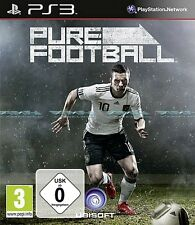 PURE FOOTBALL FUSSBALL für PLAYSTATION 3 PS3 NEU/OVP