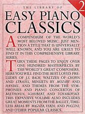 Library of Easy Piano Classics 2 Sheet Music Book NEW 014019033