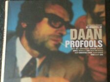 DAAN - PROFOOLS (Digipak - Reissue 2009 DAAN 010 Tracks / PIAS) Debut album