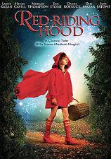 Red Riding Hood (DVD, 2006, Widescreen)