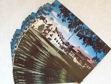 KENTUCKY IDENTICAL POSTCARD LOT OF 25 DUPONT LODGE CUMBER LAND FALLS CORBIN KY.7