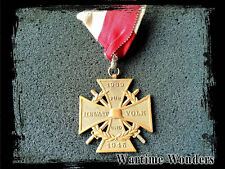 WW2 German Austrian Commemorative Medal 'Fur Volk und Heimat' 1