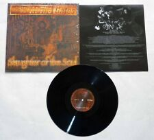 """At The Gates """"Slaughter Of The Soul"""" FDR Black Vinyl - NEW!"""