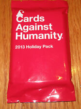 Cards Against Humanity Holiday 2013 Pack Expansion 30 cards Free Shipping