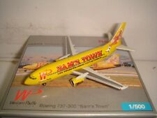 "Herpa Wings 500 Western Pacific B737-300 ""Sam's Town"" 1:500 NG CLUB MODEL"