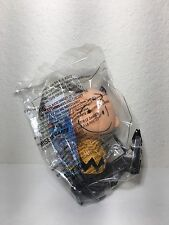 Charlie Brown Mc Donald's Toy New Sealed Very Hard To Find!