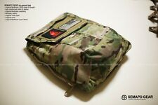 Multicam zip on panel split S type - for jpc 2.0 & NCPC & AVS etc for airsoft