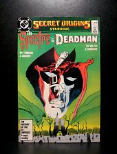 COMICS: DC: Secret Origins #15 (1980s), Spectre/Deadman - RARE (batman/flash)