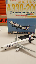 DRAGON WINGS AIRBUS HOUSE A330-200 DUBAI AIRSHOW 1997 WITH STAND 1:400