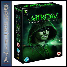 ARROW - COMPLETE SEASONS 1 2 & 3 *BRAND NEW DVD BOXSET *